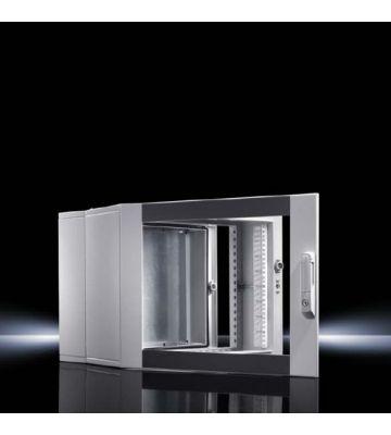 Rittal EL 3U 19 inch Wandkast, afmetingen (BxHxD) 600x212x373mm