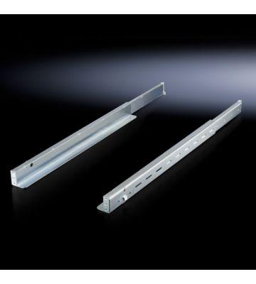 Rittal TS IT Glijrails, in diepte verstelbaar, (D) 600-900mm
