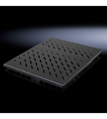 Rittal TS IT Legbord, in diepte verstelbaar, (D) 600-900mm