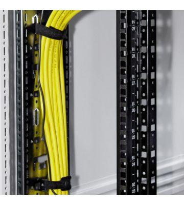 Rittal TS IT Kabelbaan verticaal, (BxH) 110x2000-2200mm