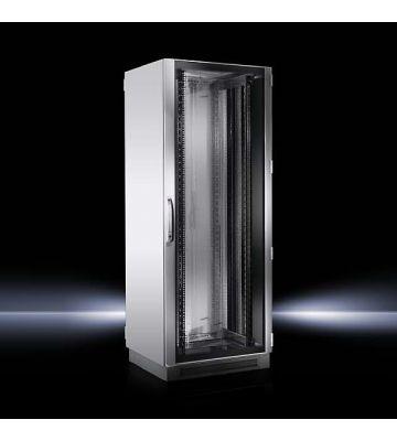 Rittal TS IT 42U serverkast met zichtdeur, afmetingen (BxHxD) 800x2000x800mm