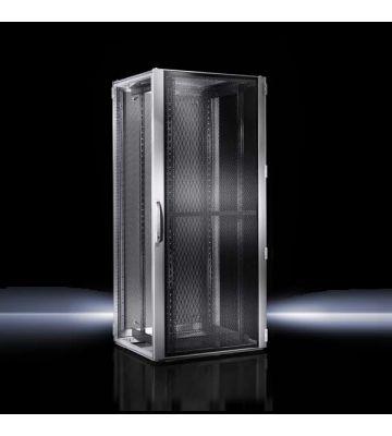 Rittal TS IT 47U serverkast met geperforeerde deuren, afmetingen (BxHxD) 800x2200x1200mm
