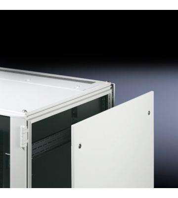 Rittal TS IT 2x zijwanden, schroefbaar, plaatstaal (HxD) 2200x1000mm