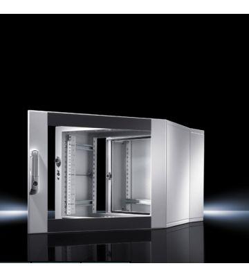 Rittal EL 21U 19 inch Wandkast, afmetingen (BxHxD) 600x1012x473mm