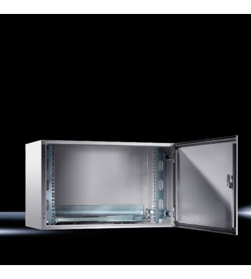 Rittal AE 13U 19 inch Wandkast, afmetingen (BxHxD) 600x600x350mm